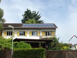 I.S.S. Solaranlage Besmer AG
