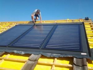 Solaranlage Eschenbach