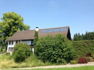 Solaranlage Pfäffikon