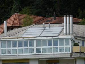 Solaranlage Wolfhausen