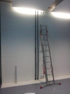 Installation Geberit Besmer AG