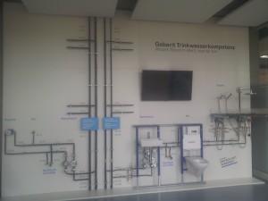 Trinkwasserkompetenz Besmer AG Geberit